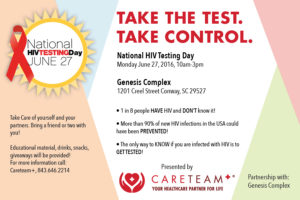 Take the Test and Take Control